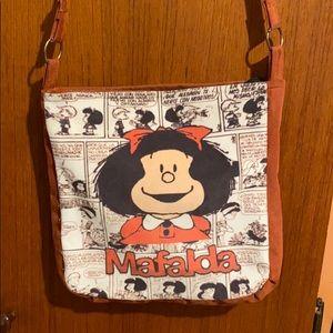Argentina Mafalda Crossbody Bag